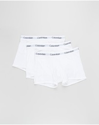 Calvin Klein - 3-Pack Trunks