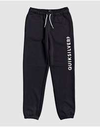 Quiksilver - Boys 8-16 Screen Trackpant