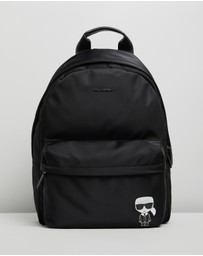 Karl Lagerfeld - K/Ikonik Nylon Backpack