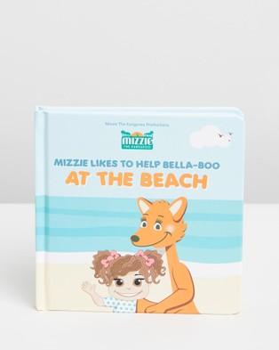 Mizzie The Kangaroo - The Deluxe Baby Shower Gift Set - All toys (Baby Gift Set) The Deluxe Baby Shower Gift Set