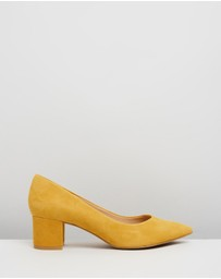 Atmos&Here - Marli Leather Heels
