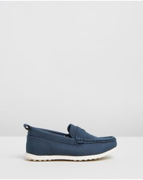 Cotton On Kids - Billy Boat Shoes - Kids