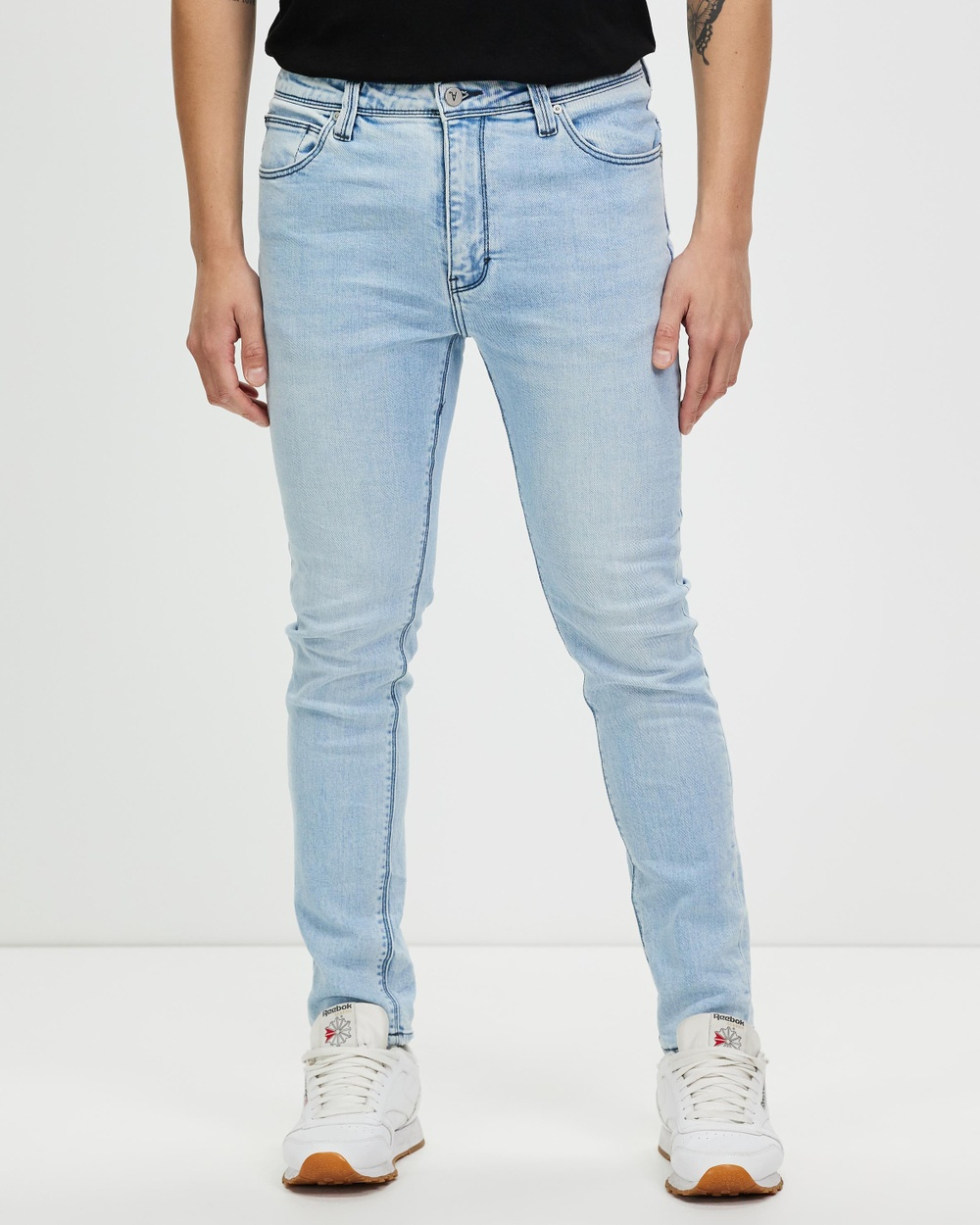 Abrand A Dropped Skinny Jeans Ace Eco