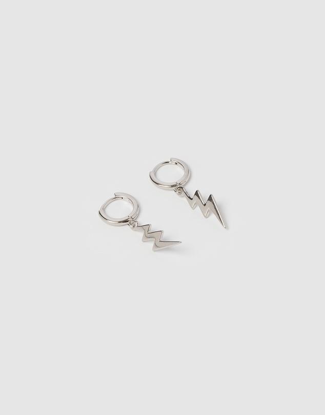 Women Stormi Huggie Earrings
