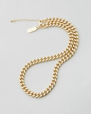 Emma Pills Fiesta Chain Necklace - Jewellery (White)