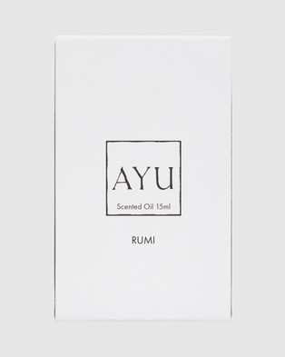AYU RUMI Perfume Oil 15ml Beauty N/A