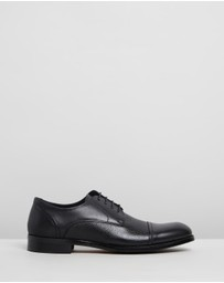 Double Oak Mills - Malcolm Leather Derby Shoes