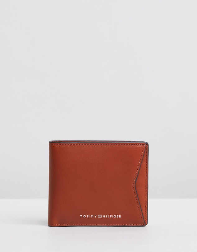 Tommy Hilfiger - Casual Billfold Wallet with Removable Card Holder