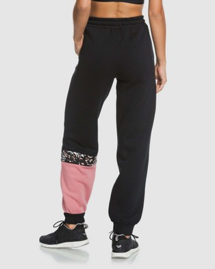 Roxy Womens Modern Tale Joggers - Pants (Anthracite)