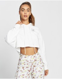 adidas by Stella McCartney - aSMC Cropped Hoodie