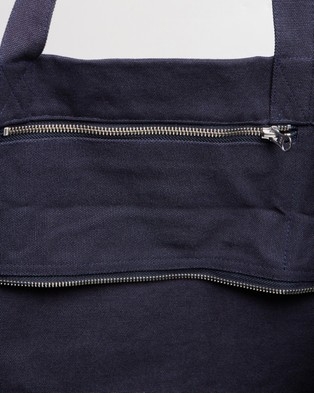 Assembly Label Weekender Bag - Bags (True Navy)