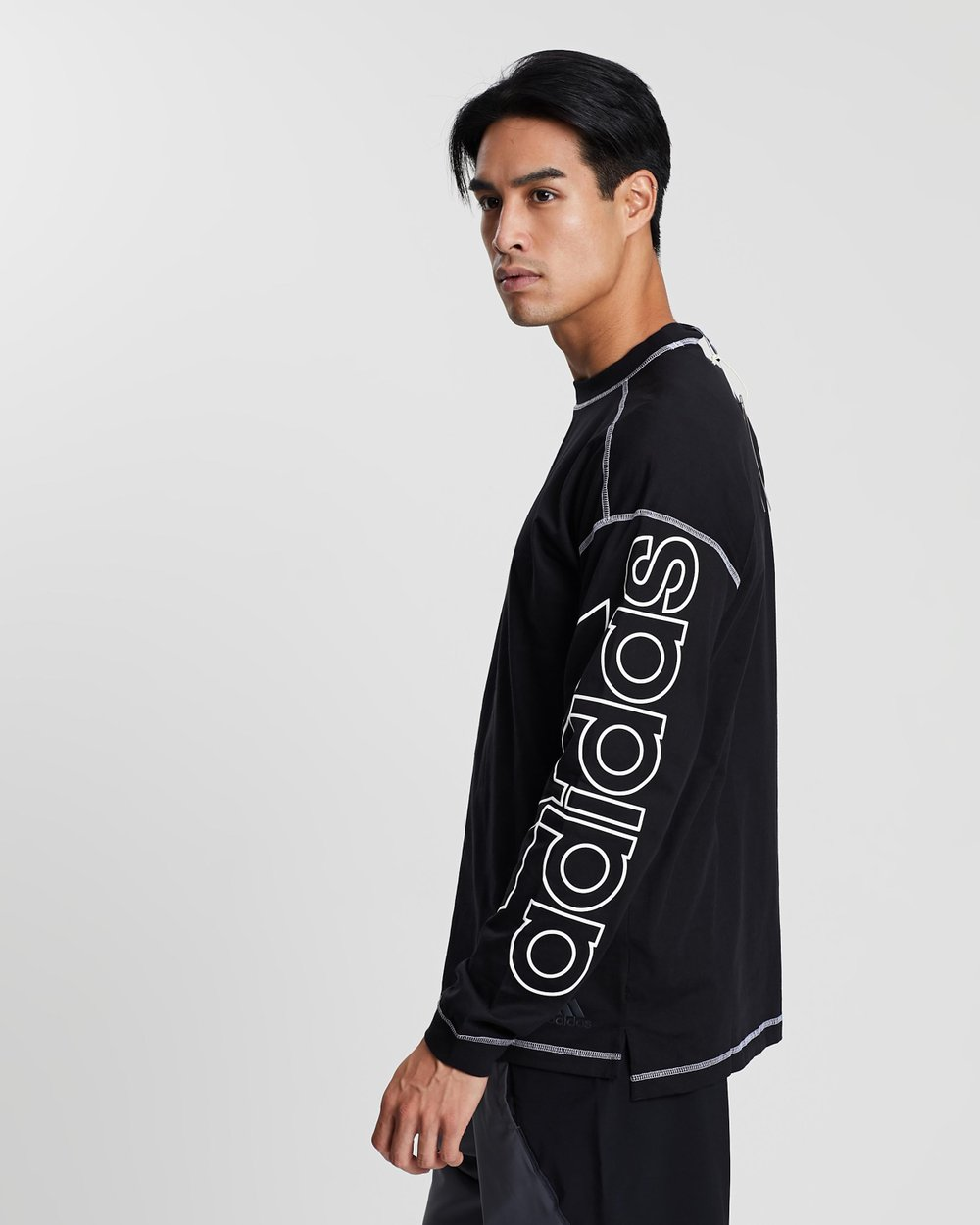 9205f5eeeff4e S2S BL Long Sleeve Tee by adidas Performance Online | THE ICONIC | Australia