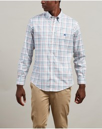 BROOKS BROTHERS - Pinpoint Yarndyes Regent Shirt