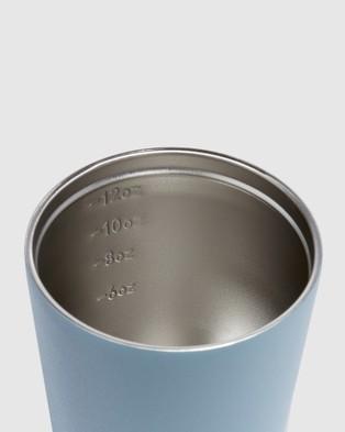 Fressko Camino 12oz Reusable Coffee Cup - Home (Blue)