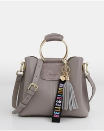 Twilight Leather Cross-Body Bag