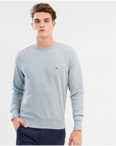 Core Cotton Crew Sweat