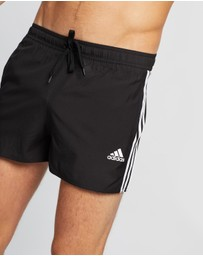 adidas Swim - 3-Stripes CLX Swim Shorts