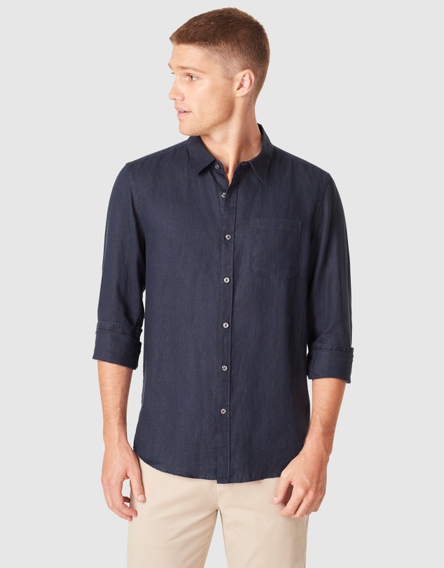 French Connection - Soft Cotton Regular Fit Shirt