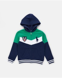 Polo Ralph Lauren - Knit Terry Jacket - Kids