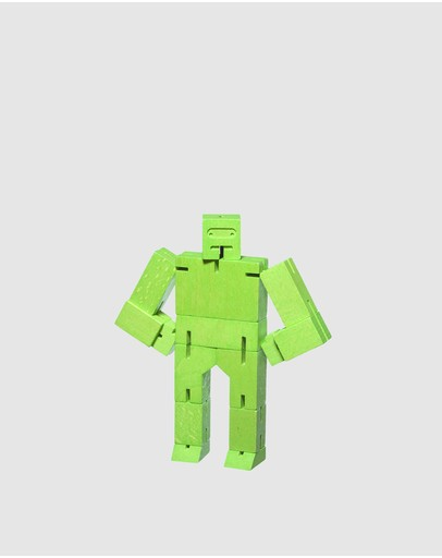 Areaware - Cubebot Small Robot Toy