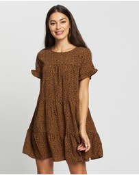 Atmos&Here - Susie Tiered Mini Dress
