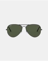 Ray-Ban - Aviator Large Metal II RB3026
