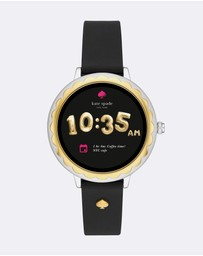 Kate Spade - Scallop Black Smartwatch