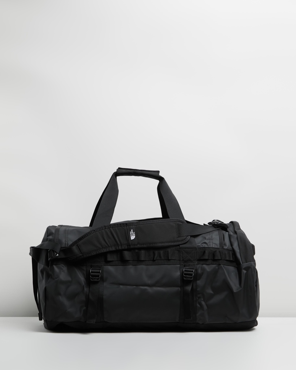The North Face Base Camp Duffel M Outdoors TNF Black & TNF White