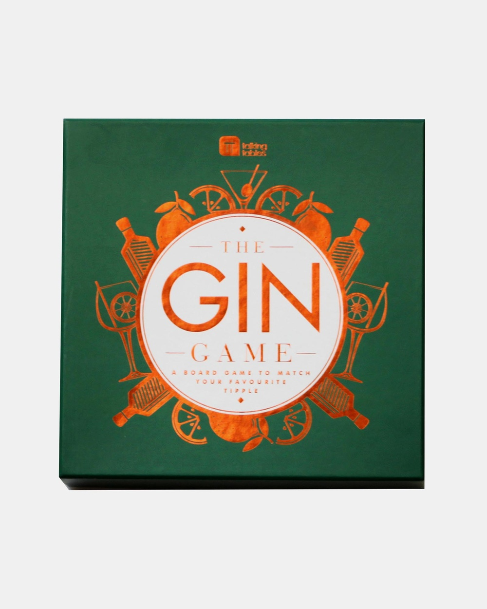 Talking Tables Gin Game Multi