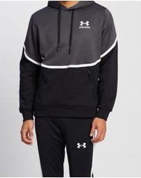 Under Armour - UA Rival Fleece AMP Hoodie