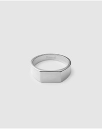 Miansai - Geo Signet Ring