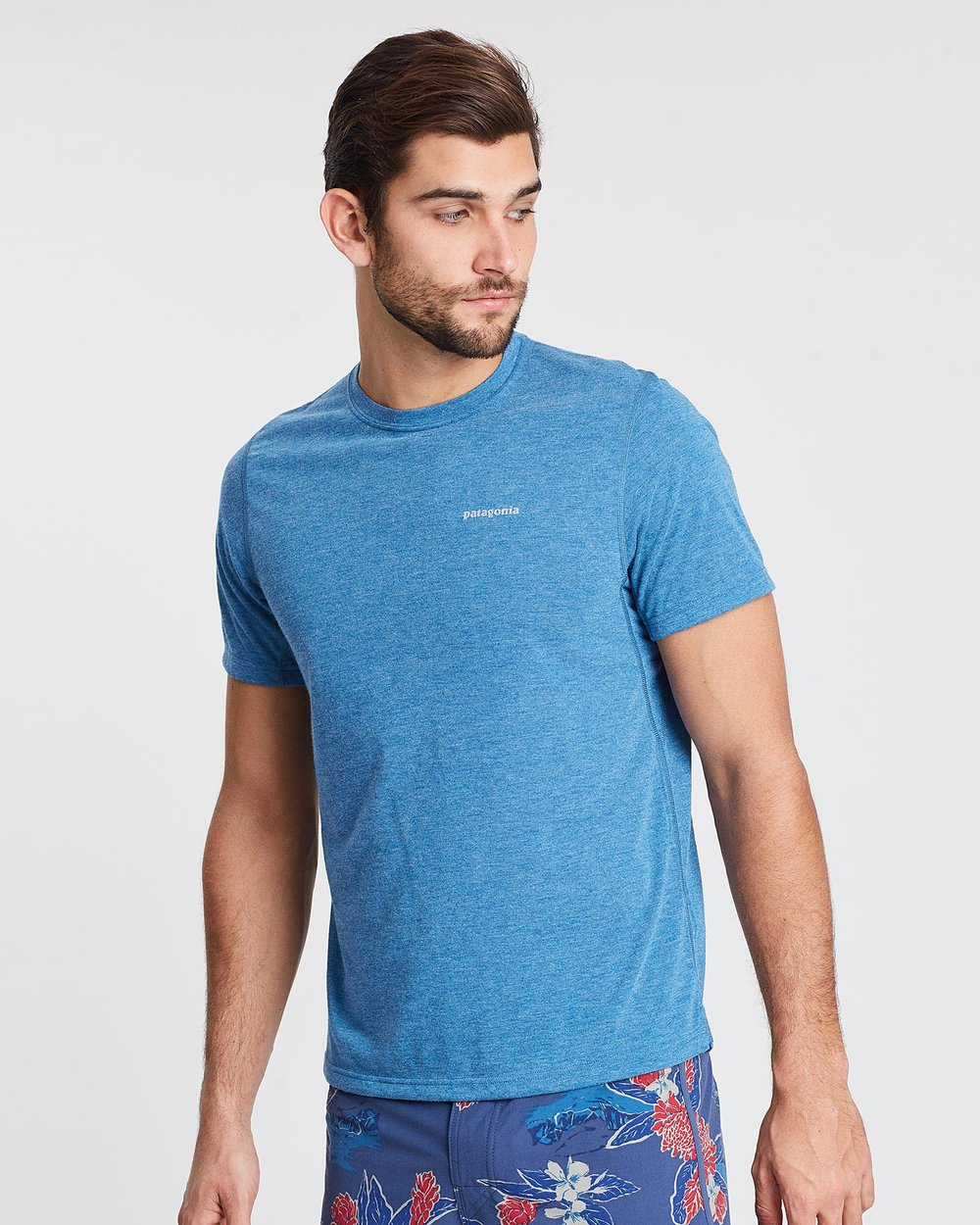 Men s S S Nine Trails Shirt by Patagonia Online  ade009c6a
