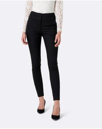 Forever New Petite - Georgia Petite High Waist Pants