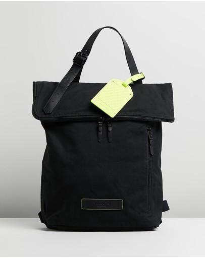 Timbuk2 L Convertible Backpack Tote Jet Black