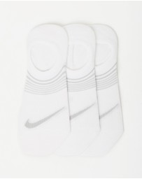 Nike - 3 Pack Women's Lightweight Socks