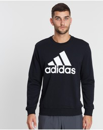adidas Performance - Must Have Badge Of Sport Crew French Terry Sweat - Men's