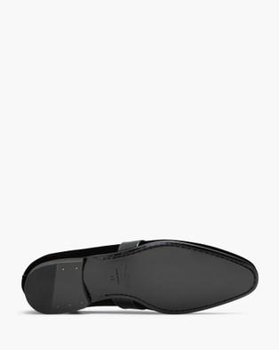 Aquila Ascott Loafers - Dress Shoes (Velvet Black)