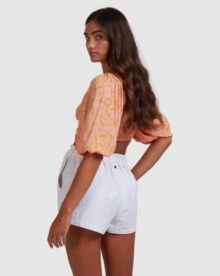 Billabong Sunny Dayz Shorts - Shorts (SALT CRYSTAL)