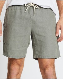 Assembly Label - Transition Shorts