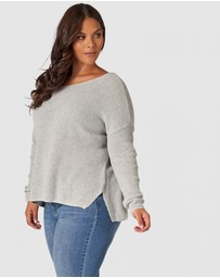 Indigo Tonic - Jemima Stitch Jumper