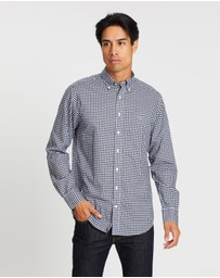 Gant - The Broadcloth Gingham Shirt