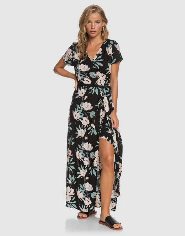 Roxy - Womens District Day Maxi Wrap Dress
