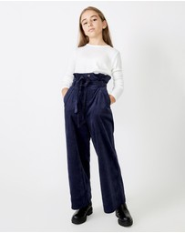 Bardot Junior - Frankie Cord Pants - Kids-Teens