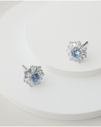 Swarovski - Sunshine Stud Earrings