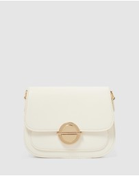Forever New - Lilah Saddle Crossbody Bag