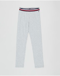 Tommy Hilfiger - Solid Tommy Leggings - Teens