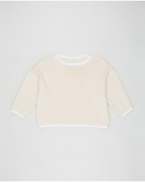 Liilu - Knit Cardigan - Kids