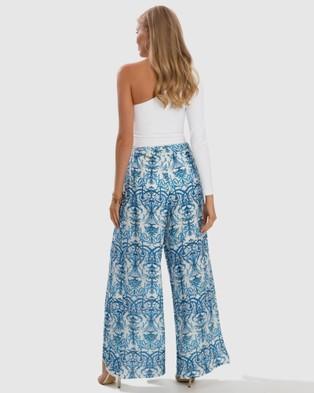 Aqua Blu Australia Olympia Pants - Swimwear (Olympia)