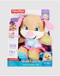Fisher Price - Laugh & Learn Smart Stages Sis