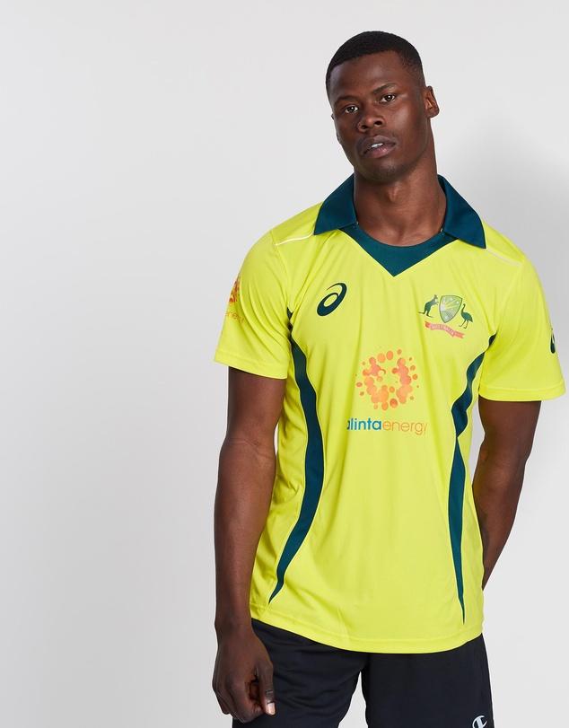 Mens Australia T-Shirt CRICKET WORLD CUP 2019 Womens Football Retro Tshirt Tee
